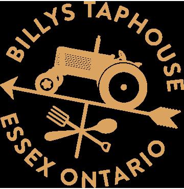 Billys Taphouse Logo